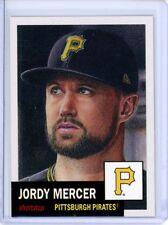 2018 Topps Living Set * JORDY MERCER * Card #36 * Pittsburgh Pirates