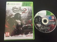 xbox 360 : castlevania lords of shadow 2