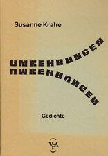 Susanne Krahe, Umkehrungen, Gedichte, m. Bilder v. Martina Plieth, VfA EA 1986