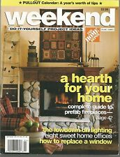 Weekend Magazine - Do-It-Yourself Project Ideas - Vol. 2, No. 3 - 1996