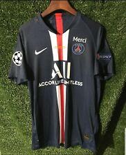 Maillot Final Paris PSG-Bayern Munich Ligue Champions Lisbon 2020 MBAPPE NEYMAR