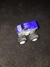 Mattel Micro Machine Monstar Truck Blue Thunder NM