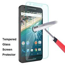 Premium Tempered Glass Screen Protector Film Guard Cover For LG Google Nexus 5X