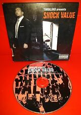 CD TIMBALAND PRESENT SHOCK VALUE