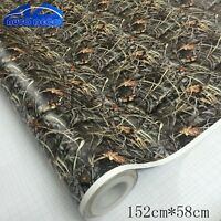 Camo Vinyl Car Wrap Adhesive Pvc Camouflage Film For Truck Motocycle Hood Decals