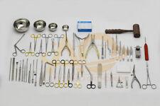 Gubisch Complete Rhinoplasty Instruments Set 57PCS German Stainles Steel