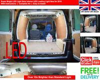 Super Bright interior  180 LED's van loading bay light kits commercial vehicles