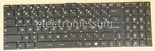 Clavier AZERTY Pour MSI Steelseries MSI GP62 GP72 GL62 GL72 CX62 CX72 CR62 CR72