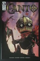 Canto #1 1st Printing Original 2019 IDW Comic Book First Printing