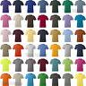 Hanes Mens Tagless T-Shirt  ComfortSoft Cotton Tee 2XL 3XL 4XL 5XL 5250-5250T