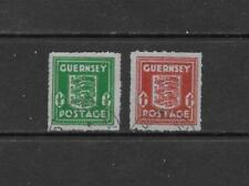 VG/F (Very Good/Fine) Used Channel Islander Regional Stamp Issues