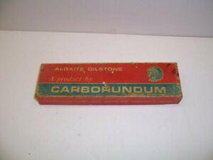 Carborundum 108A Aloxite Combination Sharpening Stone 8x2x1