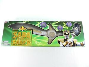 Legacy Saba the Talking Tiger Saber sword MIGHTY MORPHIN POWER RANGERS 2015 MMRP