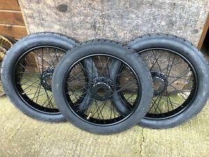 Vintage Cyclecar Wheel Restoration Voiturette Alcyon Peugeot Quadrilette Salmson