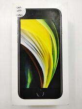 Apple iPhone SE A2275 Black 128GB Unlocked Check IMEI Open Box -LR0277