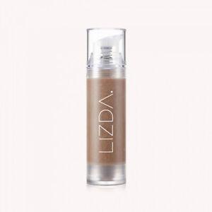 LIZDA Zero Fit Cover Capsule Foundation 1.23oz / 35g K-Beauty Micro Capsules