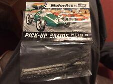 Airfix MRRC MotorAce Slot Car PickUp Braids X 6, Cat No 5041 New Old Stock