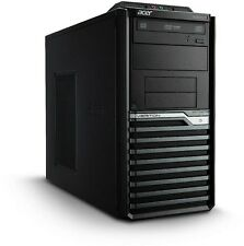 Torre de PC Acer Veriton M6630G Core i7-4770 3.4GHz 8GB Ram 1TB HDD Win 8.1 Pro