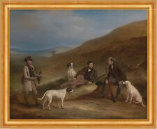 Edward Horner reynard and his brother George Grouse ferneley chasse B a3 02632