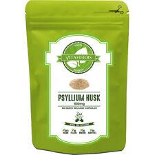 Psyllium Lolla Capsule 600mg perdita di peso | Colon Cleanse | fibra naturale | Detox
