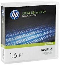 10-Pack  HP C7974A LTO 4 Ultrium  800 GB / 1.6 TB Data Cartridge
