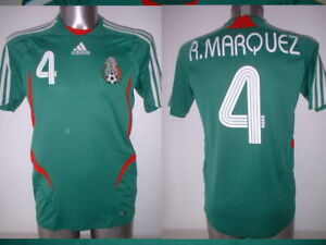 Mexico Marquez Nike Shirt Jersey Football Soccer Adult Small Real Madrid Trikot