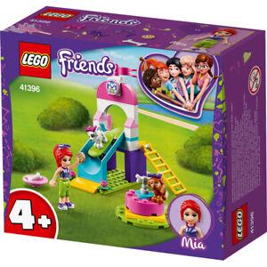 Lego Friends Puppy Playground Building Set - 41396