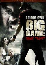 Big Game (DVD, 2009)