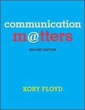 Communication Matters - Standalone book by Floyd, Kory
