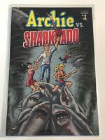 LIFE WITH ARCHIE #36 VARIANT DEATH OF ARCHIE COMIC BOOK ARCHIE VS SHARKNADO #1