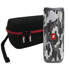 Jbl Flip 5 Portable Speaker Ipx7 Waterproof Bundle with gSport Deluxe Hardshell