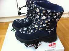 Naturino Rain Step! traumhaft warme Winter Boots in dunkelblau, TOP! Gr. 28 OVP