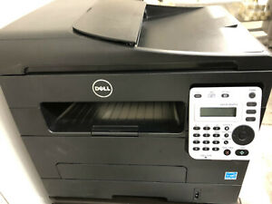 DELL B1265dfw MFP All-in-One Wireless Laser Network Printer - Complete!
