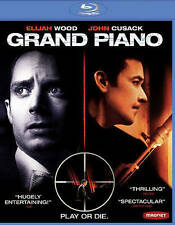 Grand Piano [Blu-ray], DVD, John Cusack, Elijah Wood, Eugenio Mira, New