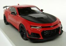 LS Collectibles 1/18 Scale Chevy Camaro ZL1 1LE Hennessy HPE850 Resin Model Car