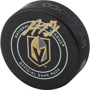 Alex Tuch Vegas Golden Knights Signed Official Game Puck - Fanatics