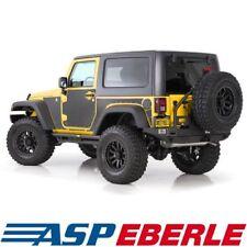 Trail Skins Magnet Armor 2-Door 9-teilig Jeep Wrangler JK 07-17