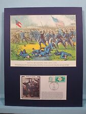 Ulysses S. Grant directs the attack on Corinth, Miss. & Commemorative Cover