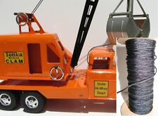 STRING CORD CABLE for a TONKA Mobile Clam Crane Truck