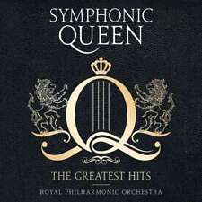Royal Philharmonic Orchestra Matthew Freeman - Symphonic Queen NEW CD