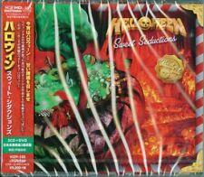 HELLOWEEN-SWEET SEDUCTIONS-JAPAN 3 HQCD+DVD M65