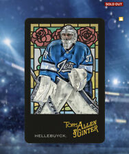 Topps Skate DIGITAL Allen & Ginter Stained Glass CONNOR HELLEBUYCK 25cc SP