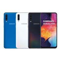 """Samsung Galaxy A50 SM-A505GN/DS Dual Sim (FACTORY UNLOCKED) 6.4"""" 128GB 6GB RAM"""
