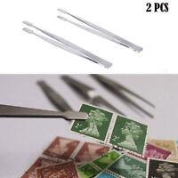2er Briefmarken Pinzette Philatelie Sammlerwerkzeuge