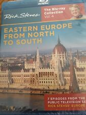 Rick Steves' Eastern Europe (DVD & Blu-Ray) Factory Sealed FREE SHIPPING