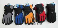 Ladies Men and Women Winter Gloves Ski Snowboard Snow Thermal Waterproof Unisex