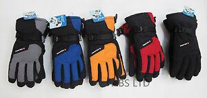 Ladies Men and Women Winter Gloves Ski Snowboard Snow Thermal Waterproof Unisex