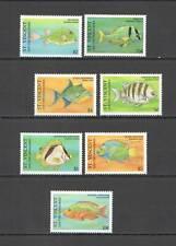 G1297 ST.VINCENT FAUNA FISH & MARINE LIFE #2332-39 1SET MNH