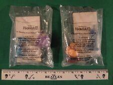 Lot Of 2 1997 Walt Disney'S Hercules Choice Hotels Toys