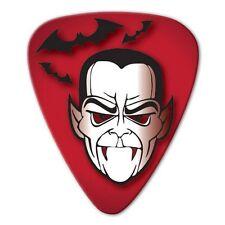 5 x Horror Dracula Guitar Picks *NEW* Grover Allman Bag of 5, 0.8mm gauge